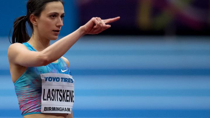 Ласицкене одержала 40-ю победу кряду