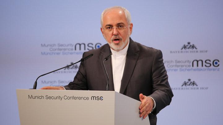 Напоминание:  Глава МИД Ирана одной картинкой показал место США в мире