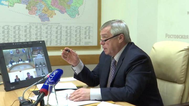 Голубев проигрывает хейтерам: Ростовский губернатор вошёл в ТОП-5 глав, которых ругают в Сети