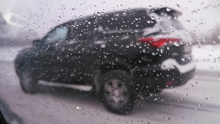 На дорогах - гололед: в праздники в Курганской области пойдет мокрый снег