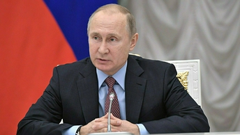 Путин назвал главную цель Конгресса сирийского национального диалога в Сочи