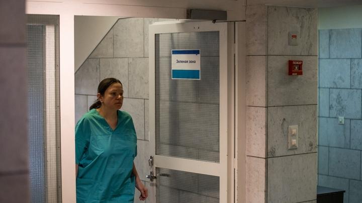 Минздрав рассказал о последствиях потопа в новом ковидном госпитале в Челябинске