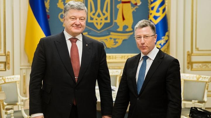 Курт Волкер представил инновационный сайт с доказательствами агрессии России на Украине
