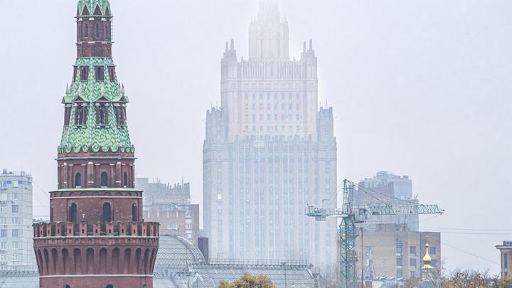 МИД России предупредил посольство США: Объявление похода на Кремль не осталось незамеченным