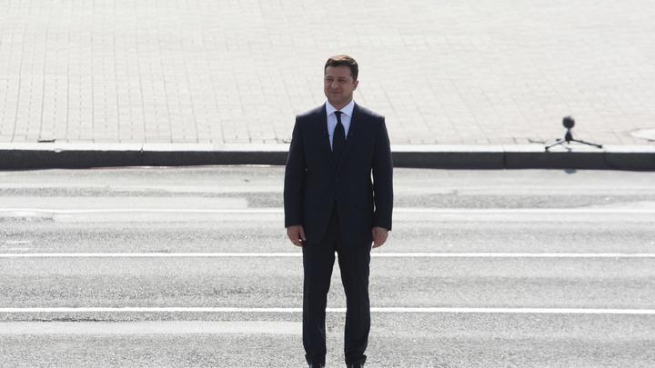Зеленский попросил НАТО вмешаться в конфликт с Донбассом