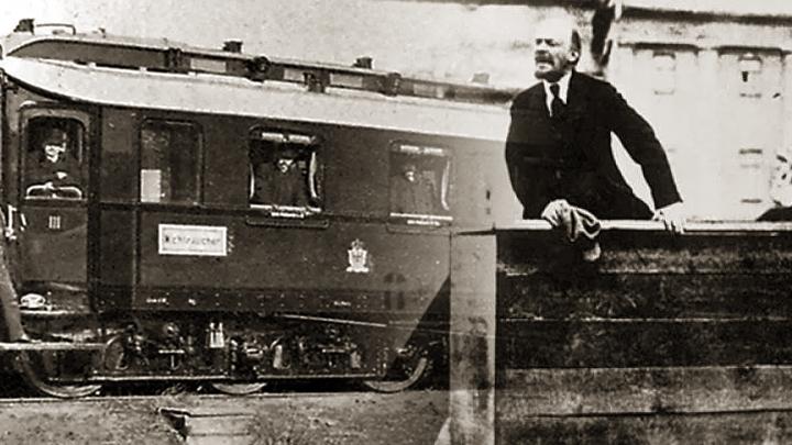Кто отправил Ленина в «пломбированном вагоне» в Россию?