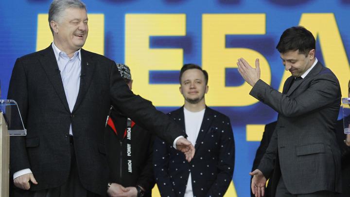 Виселица для Порошенко и ход Яценюком: Украина готовится к инагурации Зеленского