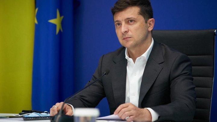Зрада из уст Зеленского: Президент Украины проговорился, с кем Киев на самом деле воюет в Донбассе