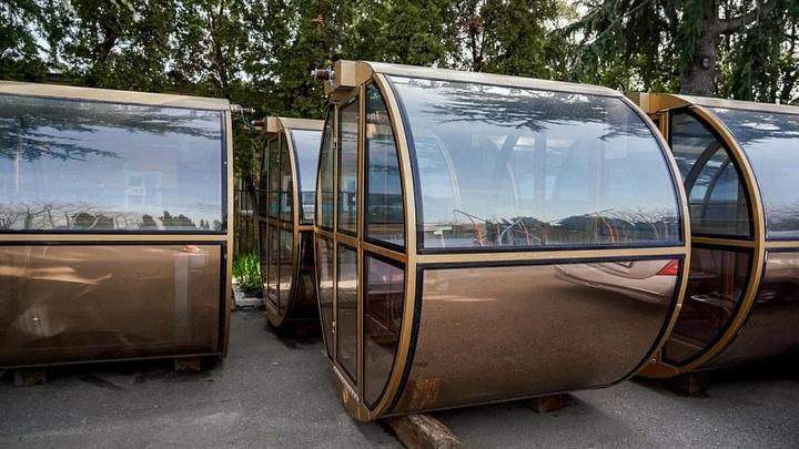 В парке Адлера установят 35-метровое колесо обозрения