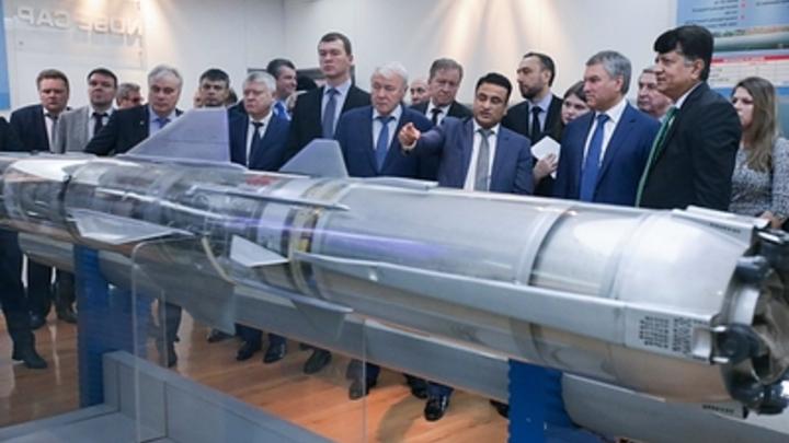 Займет максимум пять лет: Эксперт поставил срок для российско-индийской гиперзвуковой ракеты Brahmos-2
