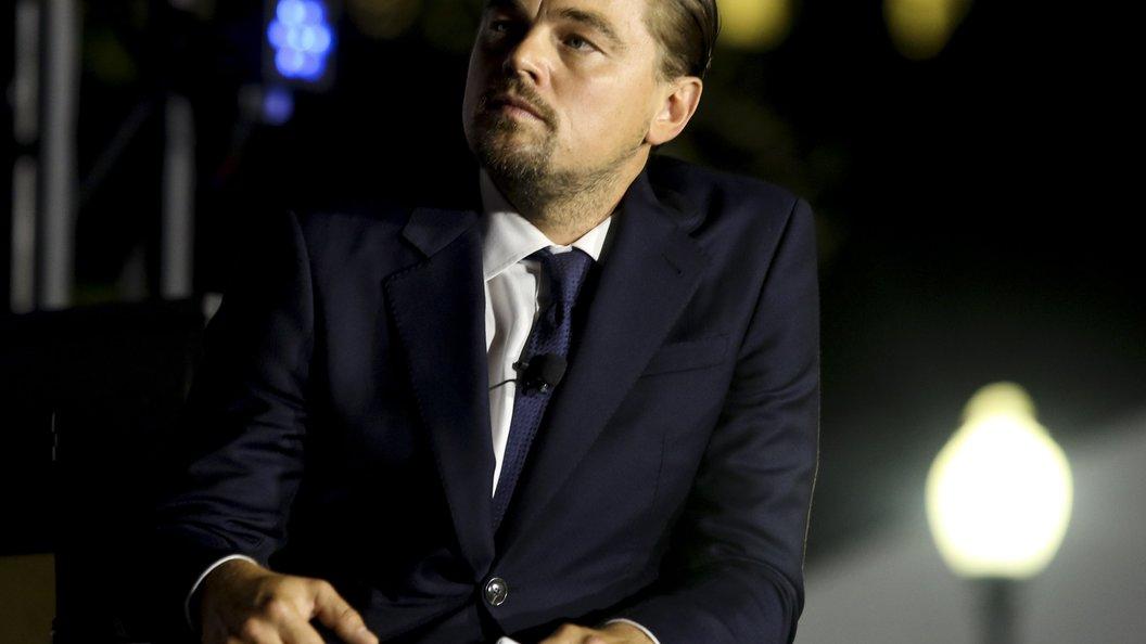 ДиКаприо снимется в кинофильме Спилберга вроли президента США