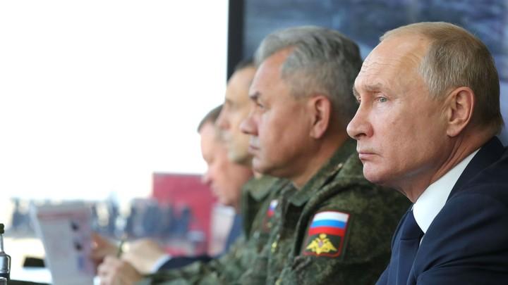 Шойгу раскрыл уникальное военное соединение России