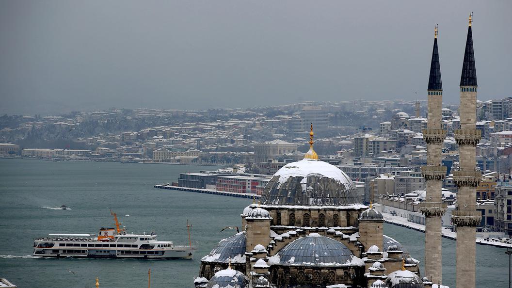 Русская Православная Церковь отменила визит в Турцию