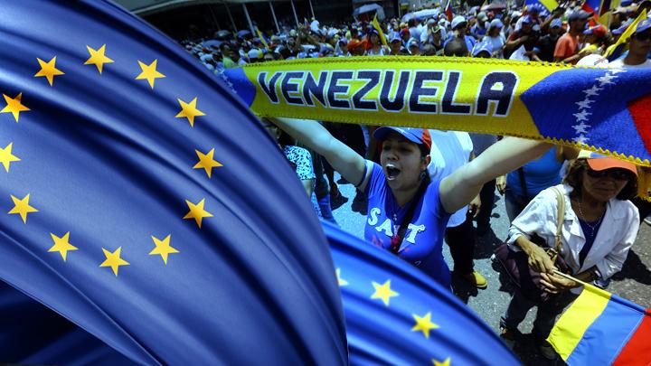 Им что-то известно? Евросоюз выступил против военного вторжения в Венесуэлу