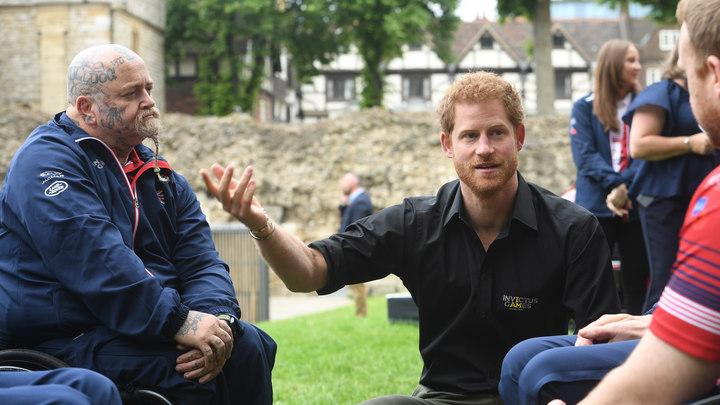 Принц Гарри рассказал о модернизации британской монархии