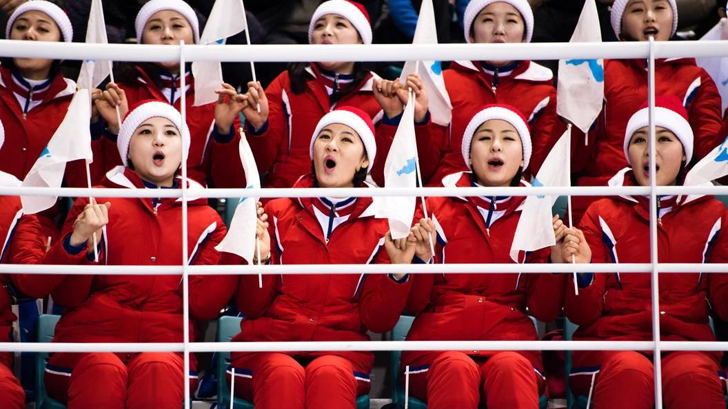 Нашли общий язык: Сеул оплатит расходы Пхеньяна на участие в ОИ-2018