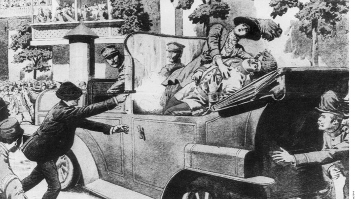 Соцсети: Дело Скрипаля все более напоминает убийство эрцгерцога Фердинанда