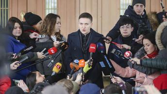 Савченко наносит контрудар: Нардеп раскрыла правду о расстреле майдана