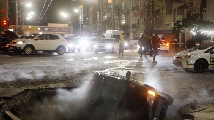 Город уходит на дно: Карта провалов в Новосибирске за 2021 год