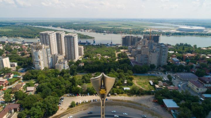 Выкупать земли на Театральном спуске и Береговой в Ростове будут за 2,5 миллиарда рублей