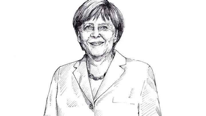 Меркель присудили премию в €5 тыс. за позицию по беженцам