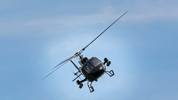 Искали и не нашли: Полиция опровергла сообщения о падении вертолета под Москвой