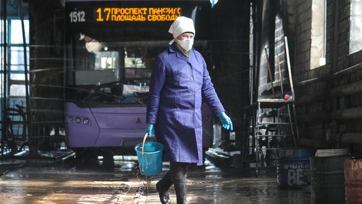 Дожить до Пасхи: Учёный рассчитал, когда эпидемия пойдёт на спад