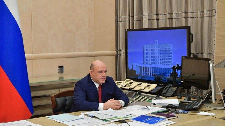 Стопка не только из бумаг: В кремлёвском пуле показали боеготовность Мишустина