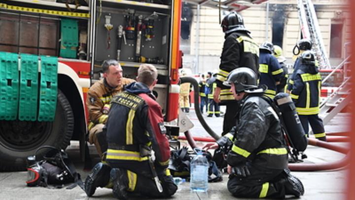 Люди эвакуировались на ощупь: Стали известны пугающие подробности пожара в гостинице в Москве