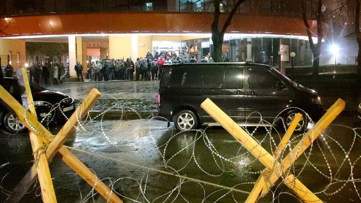 Режим Порошенко осуществляет рейдерский захват телеканала NewsOne