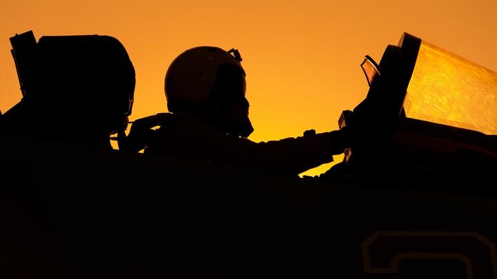 Сирийский генерал получил награду за высадку десанта в тыл террористов