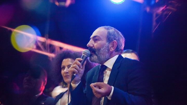 Вот стану премьером: Лидер армянского «майдана» Пашинян назвал условия своей отставки
