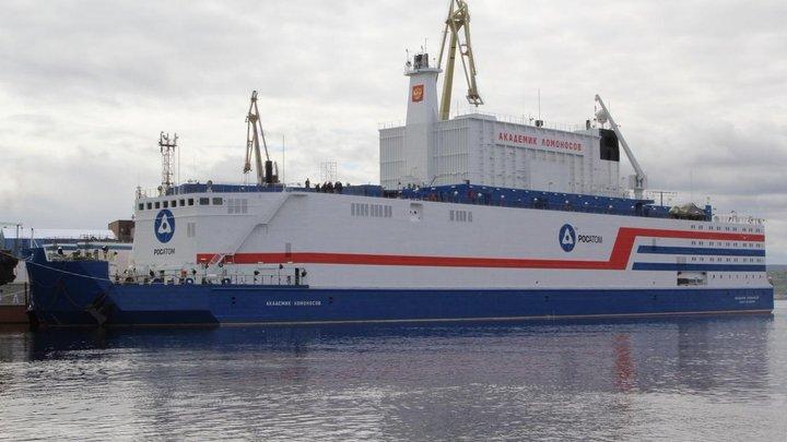 Немцы устроили панику из-за плавающего Чернобыля в Арктике