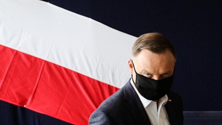 На выборах президента Польши появился третий: Русского кандидата показал блогер