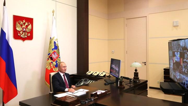 Выдерживаются ли сроки?: Путин задал вопросы в лоб властям Иркутской области