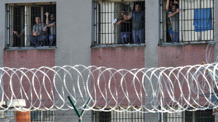 Пытки задержанного в СИЗО Ногинска попали в Сеть, но участник говорит - это постановка