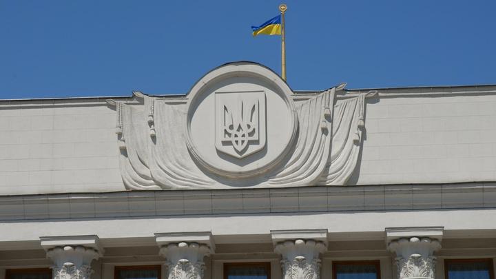 Верховная Рада Украины списала массовый суицид карателей на отсутствие рекламы
