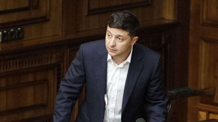 Малоросс Зеленский устроил вторую за день свару в Николаеве - видео