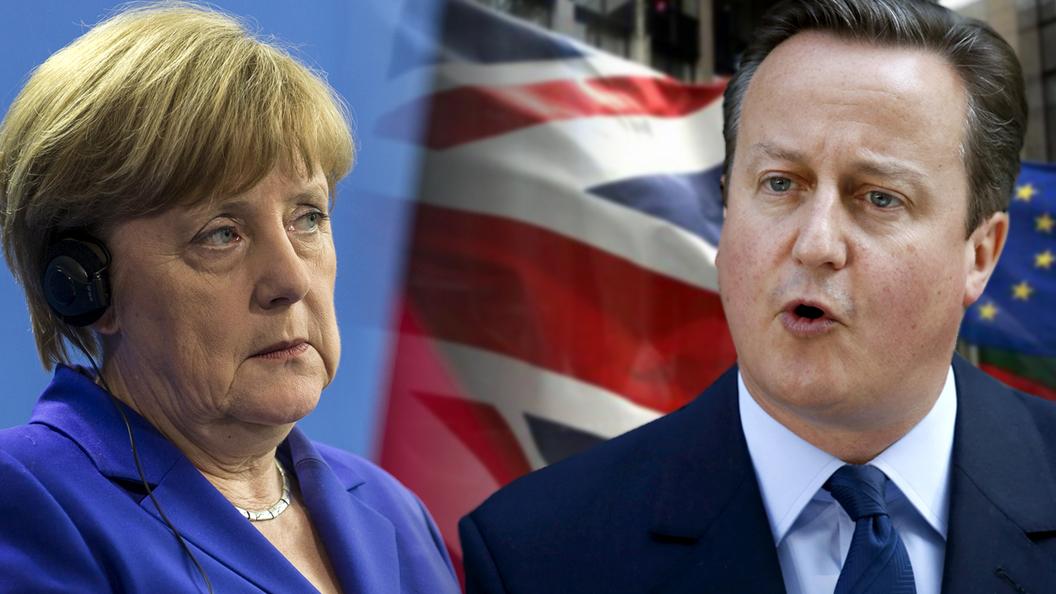 Германия выталкивает Британию из Европы