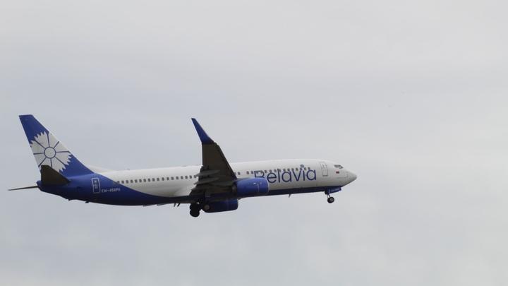 Пассажиры рейса Минск - Анталья вылетели на запасном борту из аэропорта в Москве