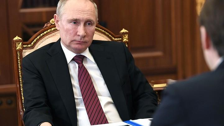 Им не платят? Путина удивило отношение к педагогам