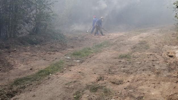 Ложь от первого до последнего слова: волонтёры поведали правду о тушении пожара в Найстенъярви
