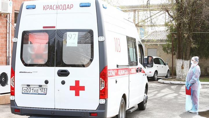 +111 новых случаев коронавинуса зафиксировали на Кубани