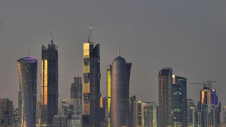 Страны Персидского залива накрыли небывалые ливни и грозы