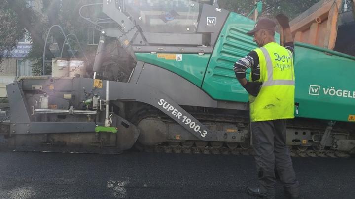 В Челябинске для ремонта дороги закроют движение по проспекту Родионова на Северо-Западе