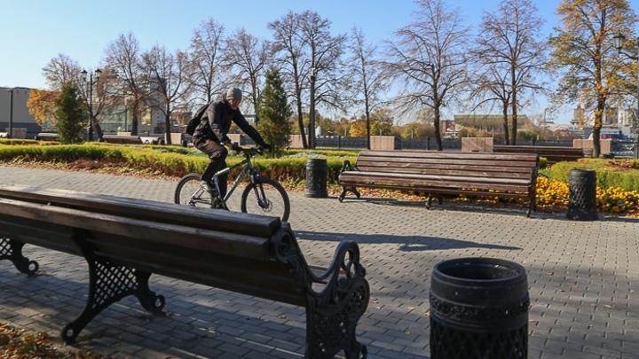 В Челябинскую область кратковременно вернутся тепло и солнце