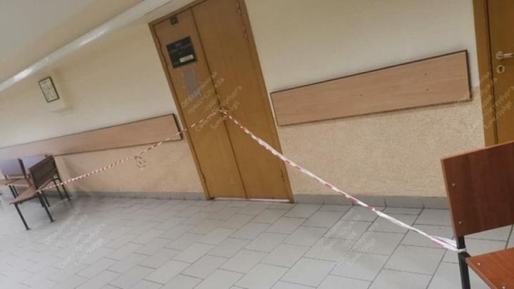 Здание Василеостровского суда эвакуировали из-за бесхозной сумки