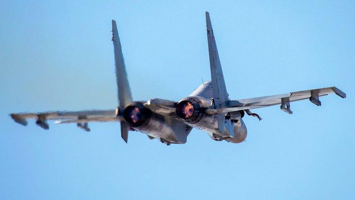 Опять виновата Россия: Самолет-разведчик США, нарушив воздушные границы Венесуэлы, пожаловался на преследование Су-30