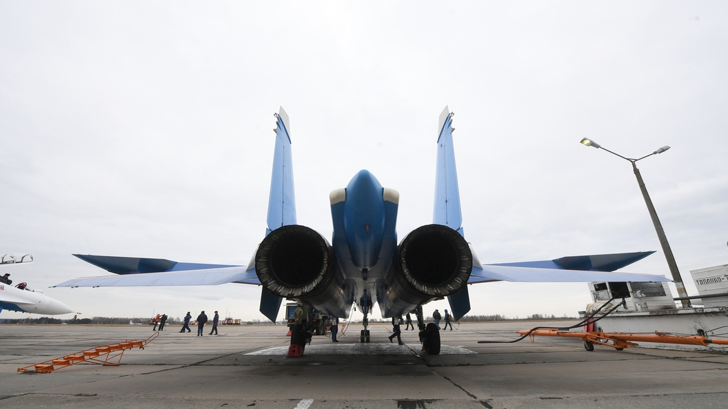 Fox News рассказал о провокационном сближении Су-27 и RC-135 над Балтикой