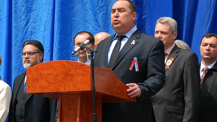 Источник: Игорь Плотницкий едет в Россию вместе с автобусом охраны